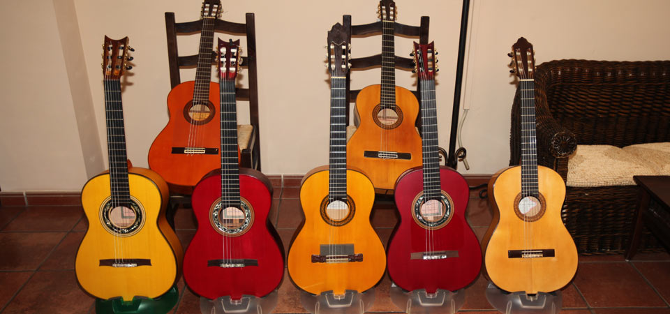 Guitarras Andalusian